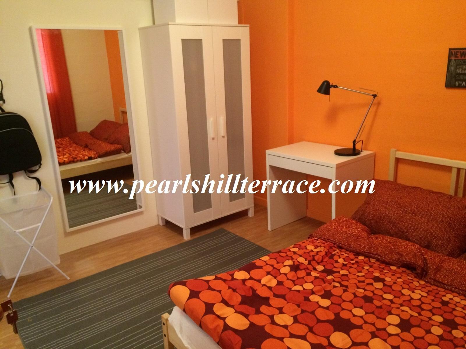 Pearl's Hill Terrace Bedroom