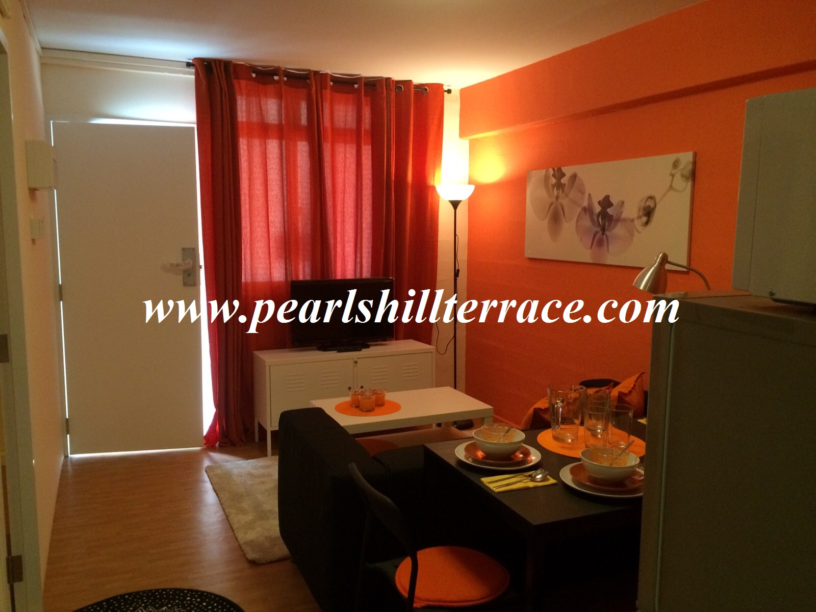 Pearl's Hill Terrace Living & Dining