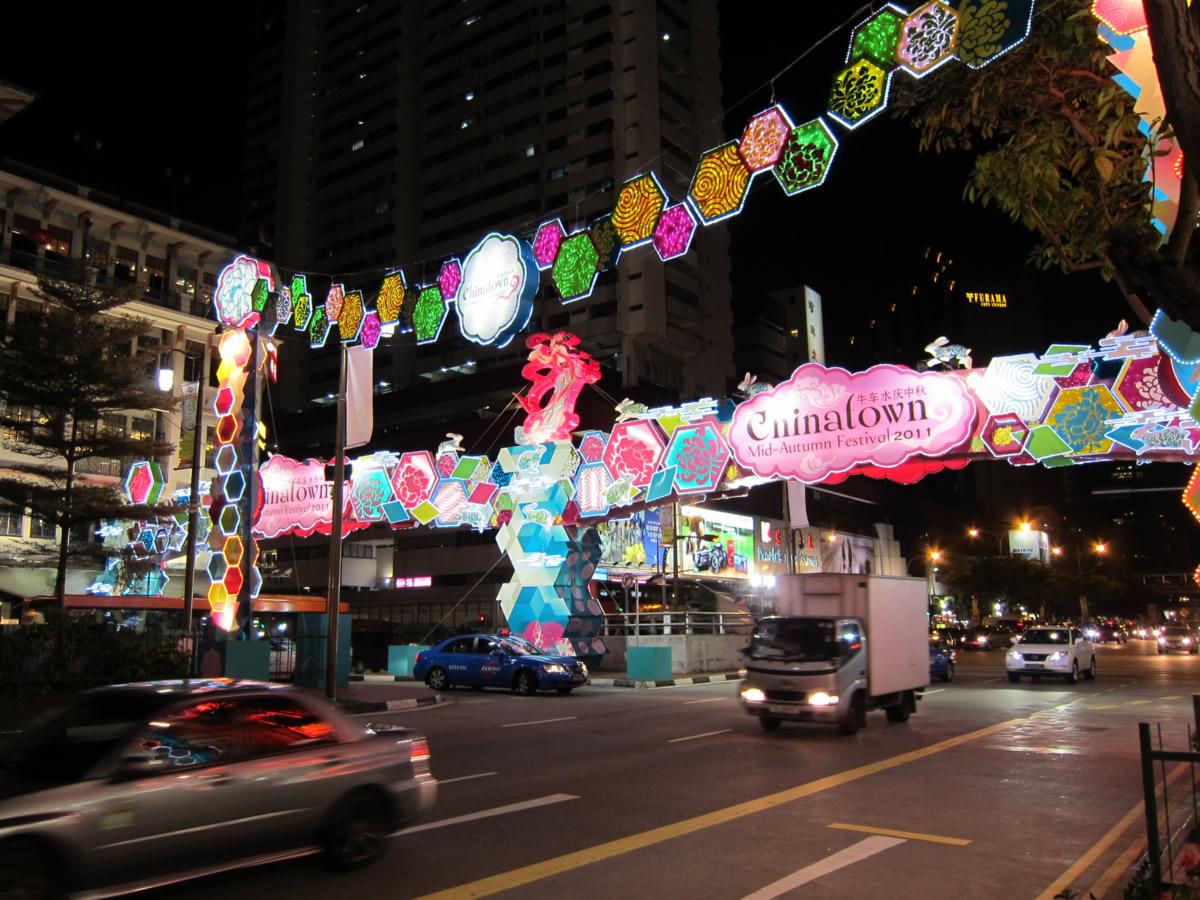 Chinatown Mid Autumn Festival